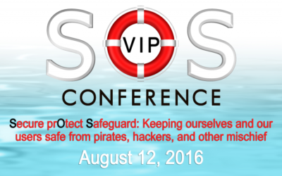 Online Safety @ the VIP Conference