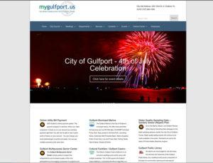MyGulfport.us screenshot