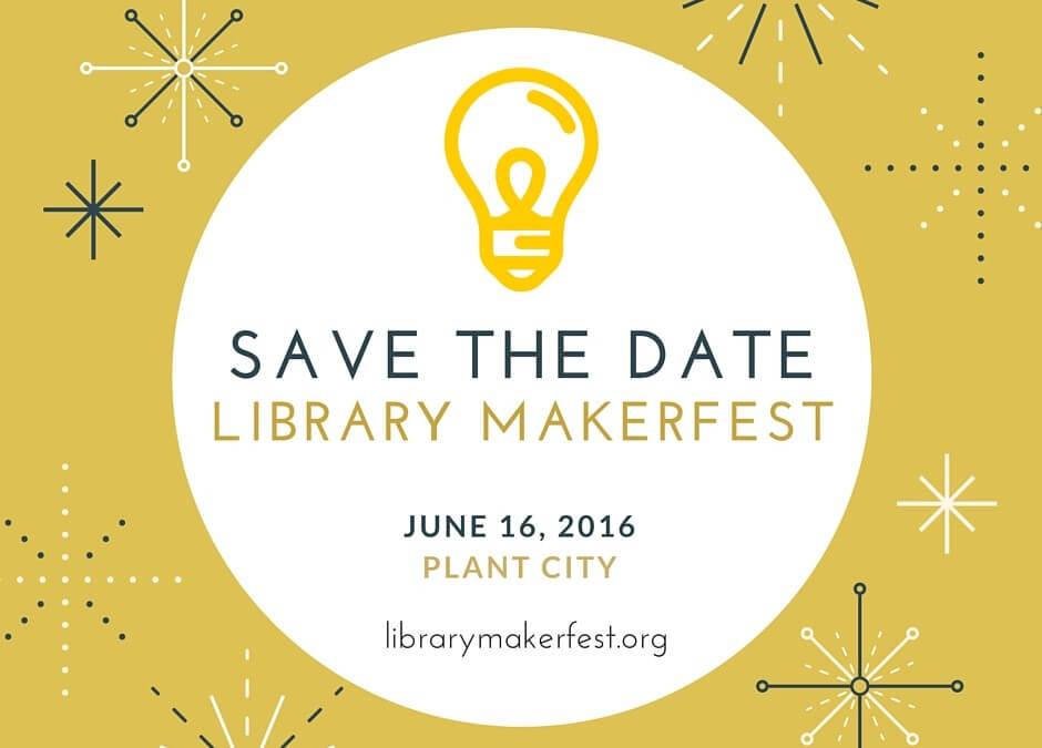 Library Makerfest 2016