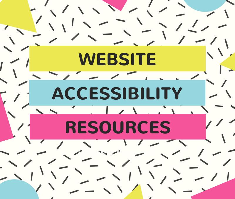 ADA and Websites