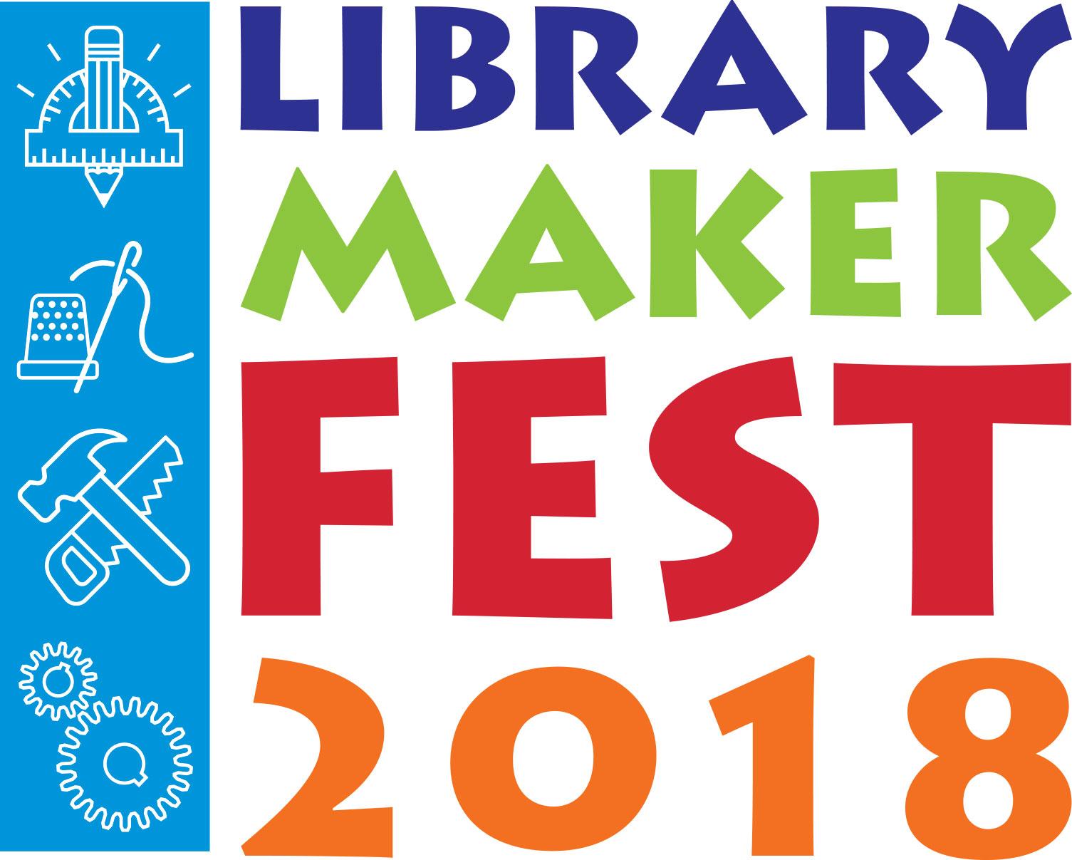 Library MakerFest Logo