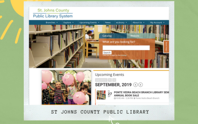 St Johns County Public Library