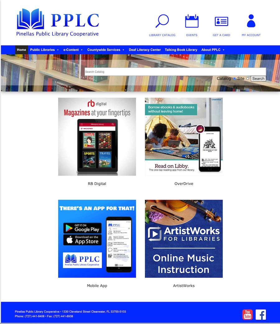 PPLC Main Page