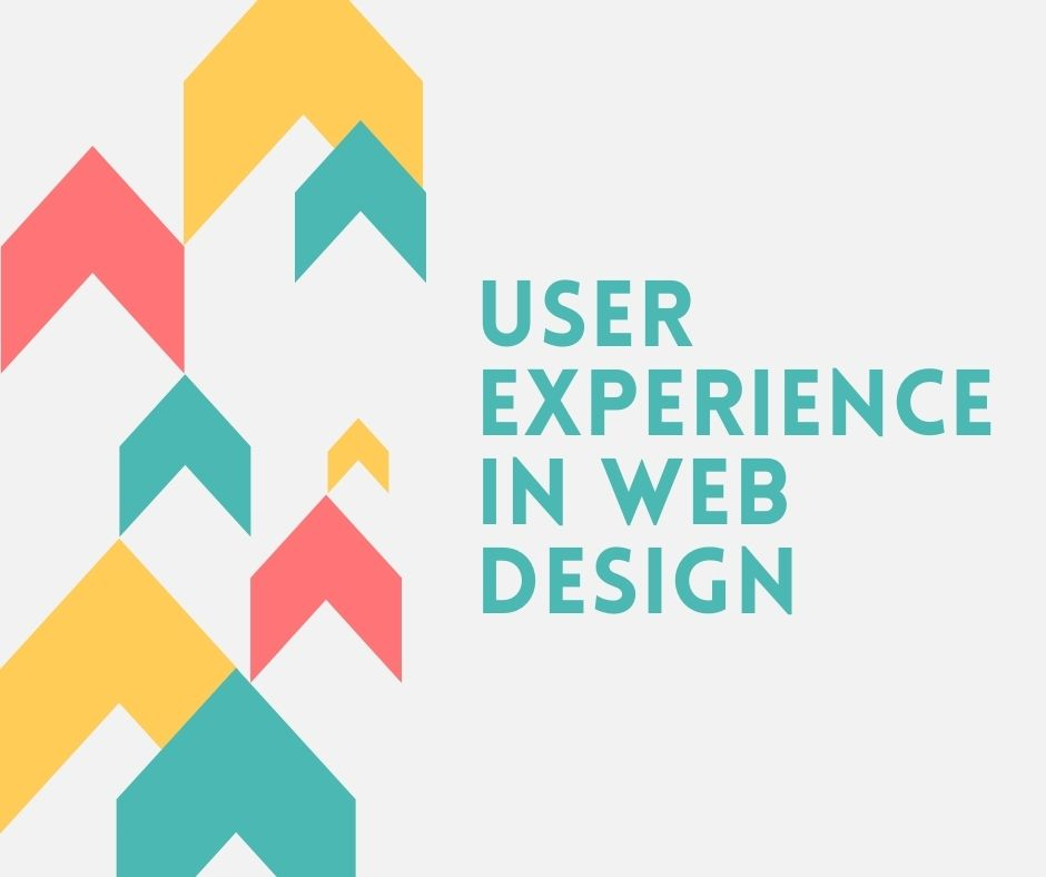 Arrows pointing up - User Experience in Web Design
